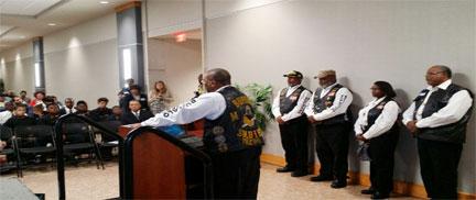 Buffalo Soldiers Presentation
