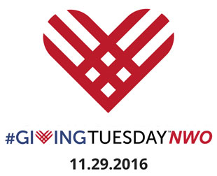 Giving Tuesday NWO