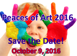 Peaces of Art 2016