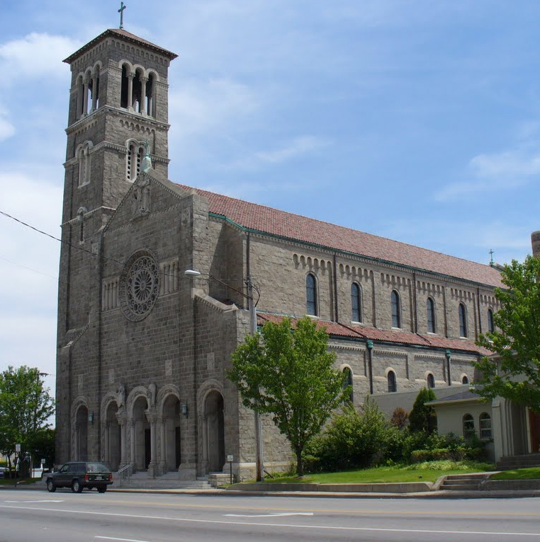 St Martin de Porres Church in Toledo OH