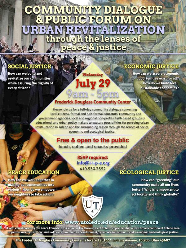 Urban Revitalization conference
